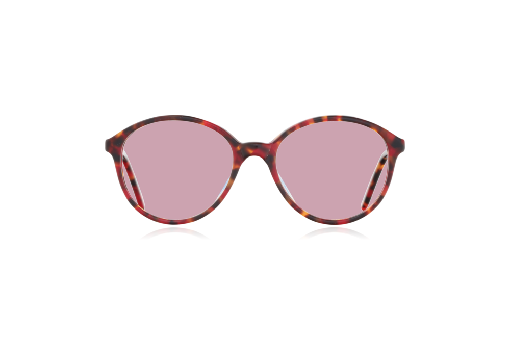 Peep Eyewear, Vintage Glasses, Poppy, Anglo American, Mod 168, Front, Pink.png