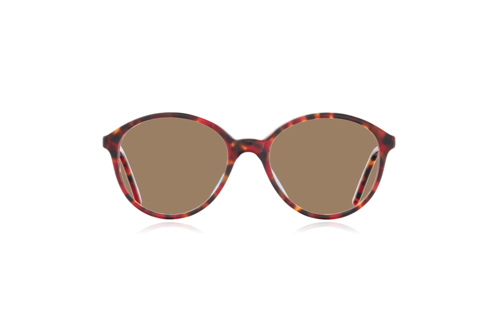 Peep Eyewear, Vintage Glasses, Poppy, Anglo American, Mod 168, Front, Sahara.png