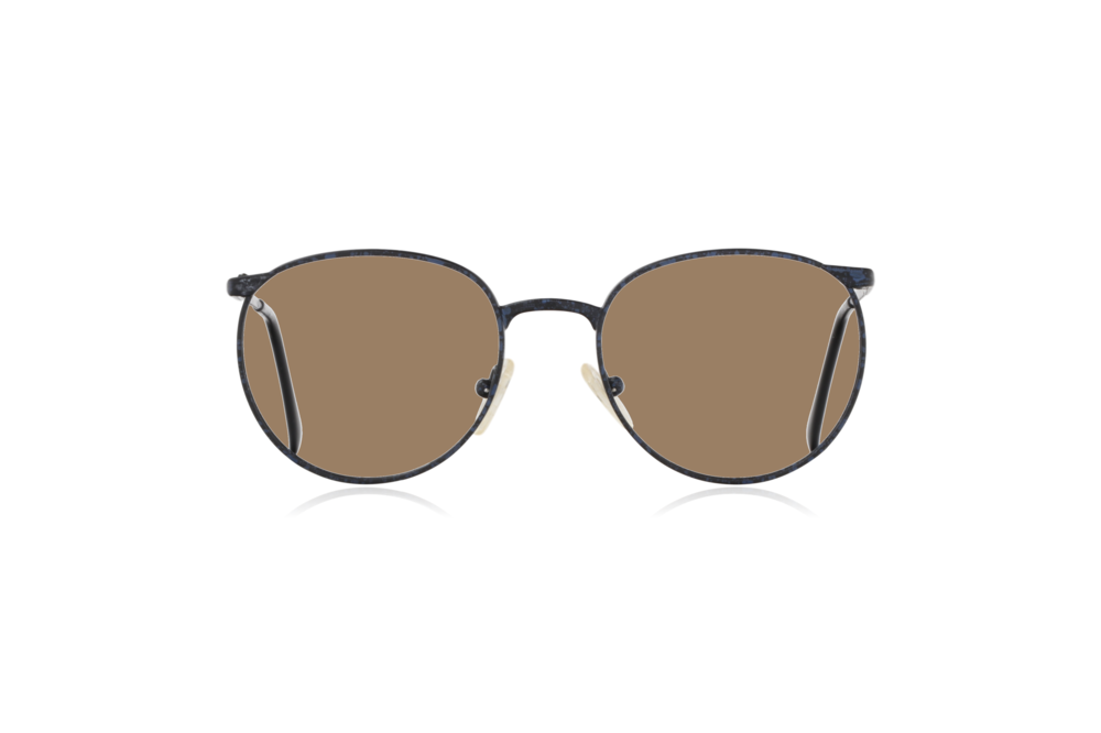 Peep Eyewear, Vintage Glasses, Mirari, Midnight, 5507, Col 4023, Front, Sahara.png