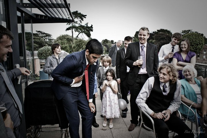 No.1 Professional Wedding Magician in Brighton