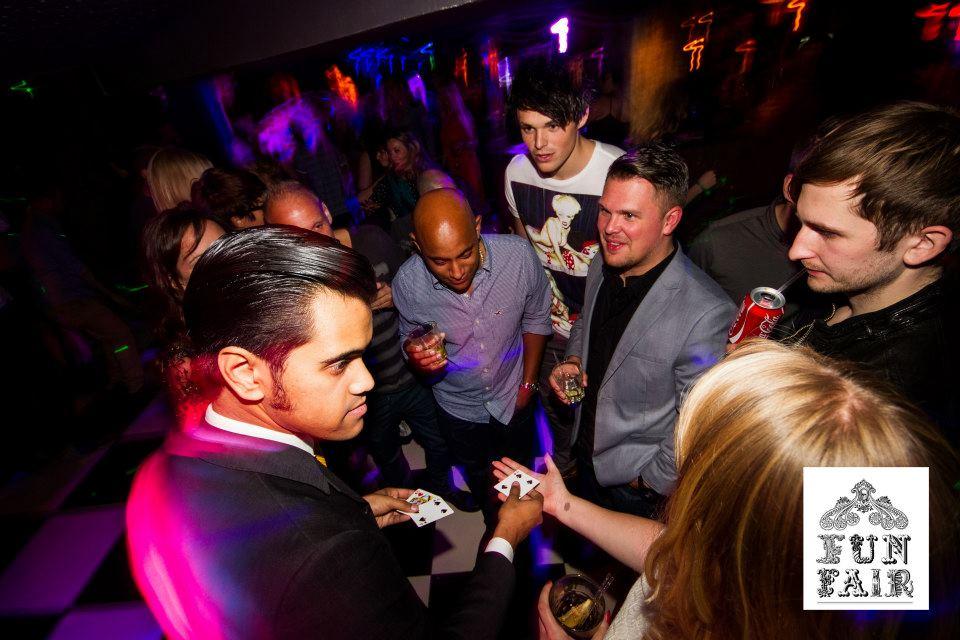 Corporate Magician London -