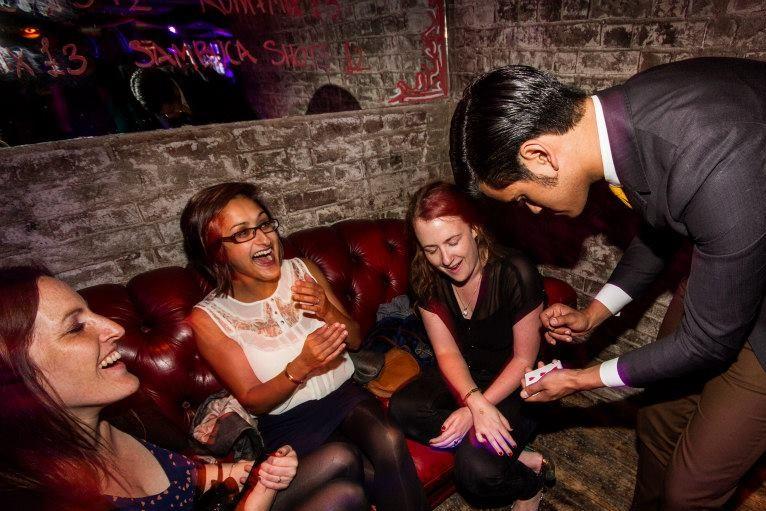 Wedding Magician Essex -