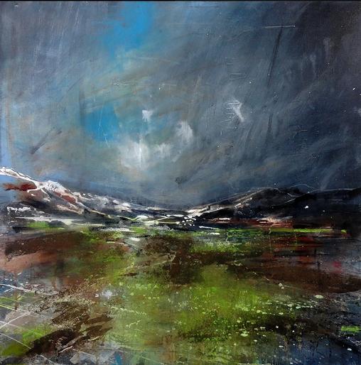 Anthony Garratt - Illuminated Valley