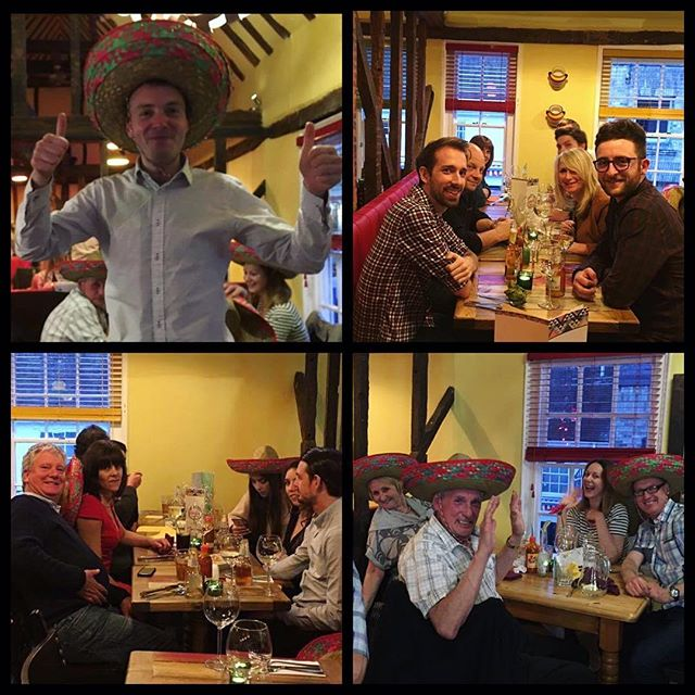 Lovely to see so many people enjoying all the food and the service. Hope you all come again. And everyone who hasn't come yet please do! You will not regret it! #amigos #amigosbury #mexican