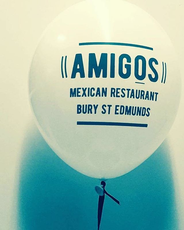 Amigo balloons 🎈Soon your children will be able to have one for free with their favourite colour Ribbon!