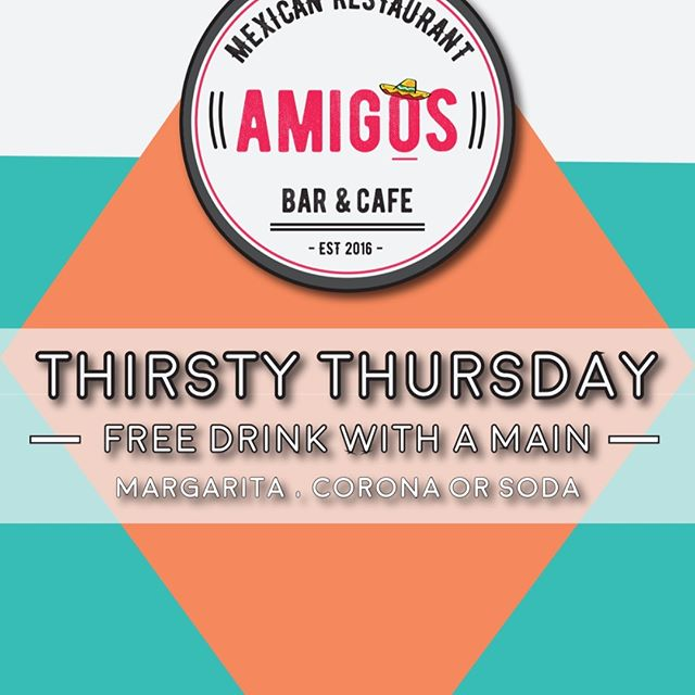 All Day Every Thursday!