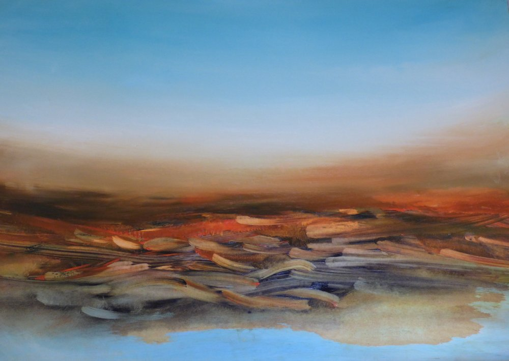 Stillness and Movement - Staacks are very excited to welcome  Julie Lawrence,