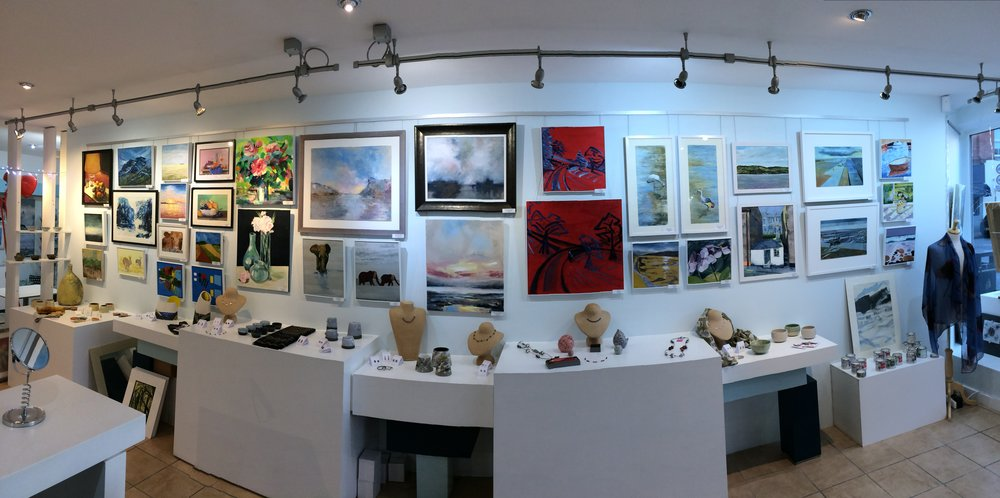 "Staacks of Talent - Another strong show from the ""students"" of Staacks Art Classes. Exhibition runs throughout January."