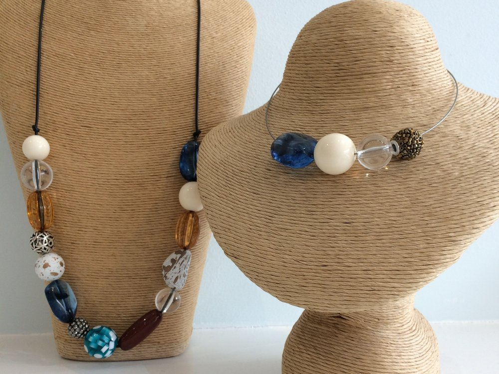 Don't miss out - A new collection of jewellery by S. L. Studio, inspired by visits to Hilbre Island and surrounding area.Each unique piece is designed to reflect the shapes, colours and textures we will all recognise.