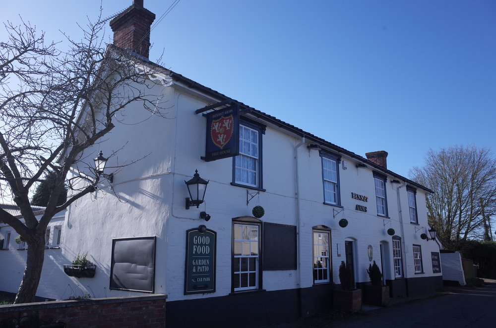 The Bennet Arms