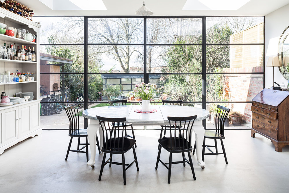 Find inspiration   Be inspired by installed steel and aluminium fenestration systems   View gallery