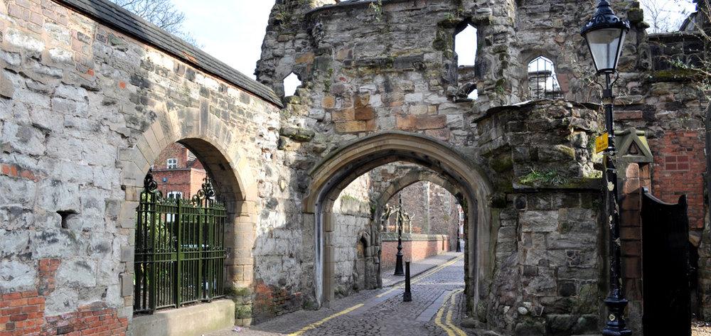 Turret Gateway