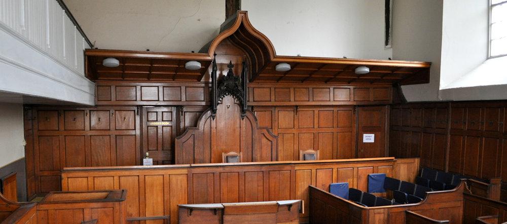 Leicester Castle court