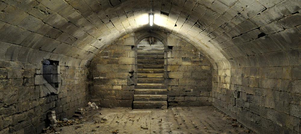 John of Gaunts cellar