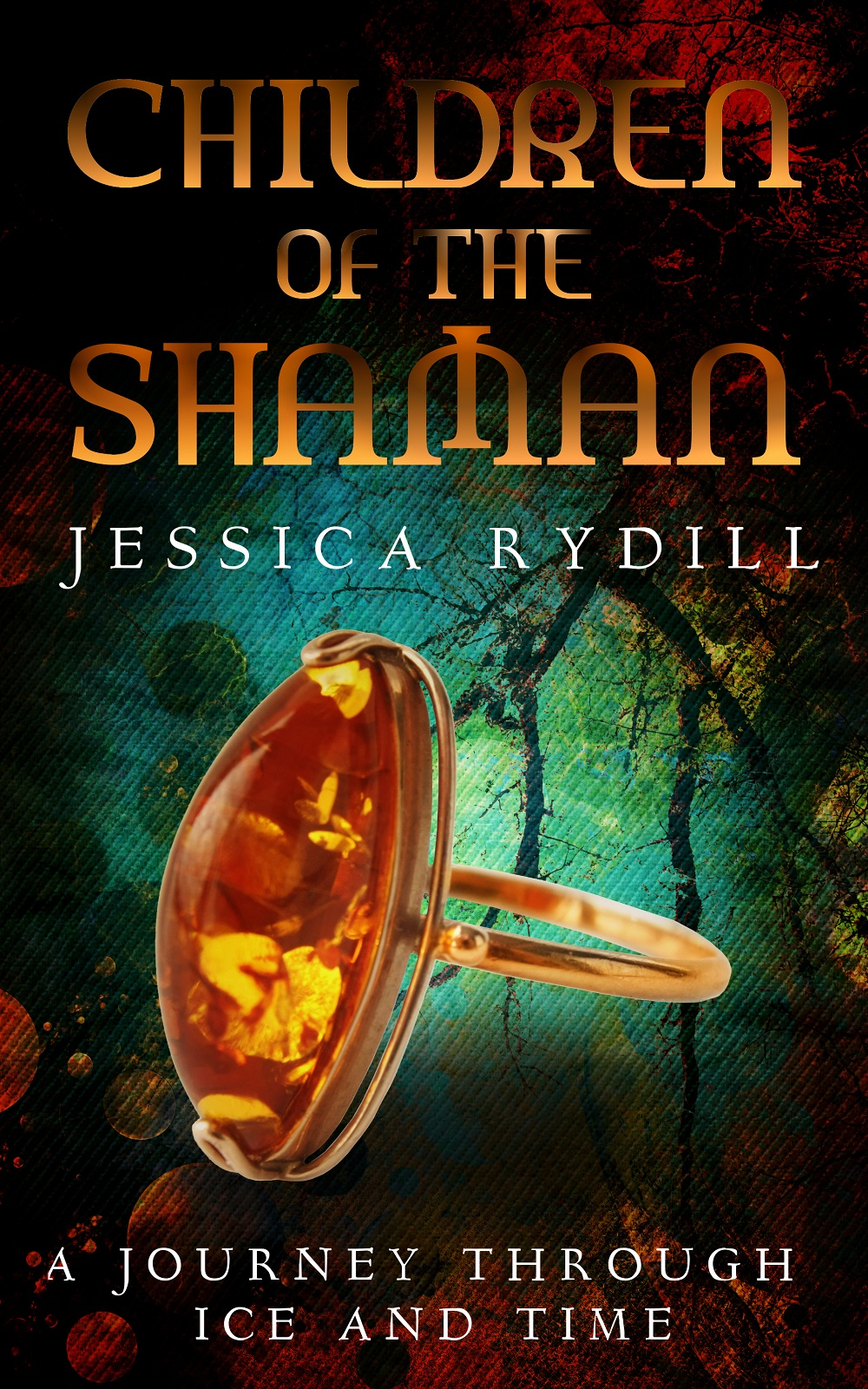 Children of the Shaman - eBook Cover Displaying (1)