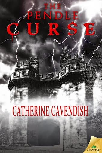 Pendle Curse draft cover art