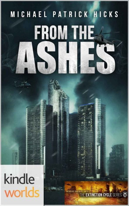 From The Ashes ebook cover.jpg