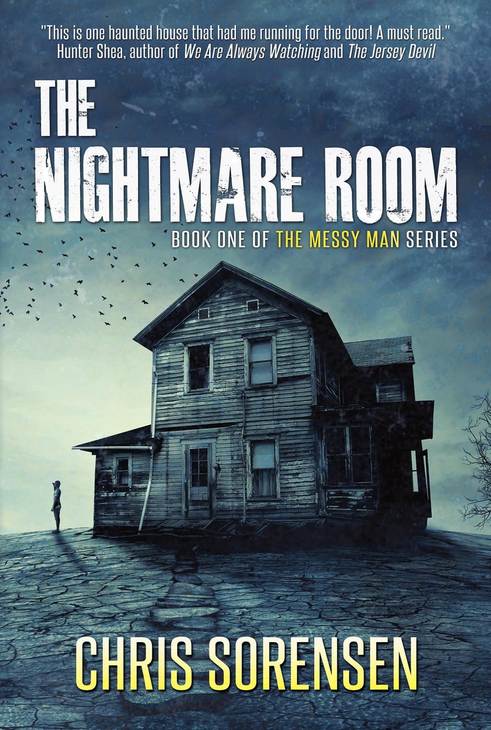 Review: The Nightmare Room (The Messy Man Book 1) by Chris Sorensen ...