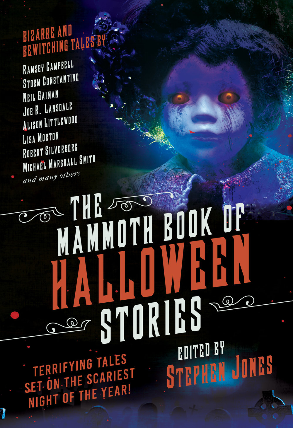 Mammoth Book of Halloween Stories_Stephen Jones.JPG