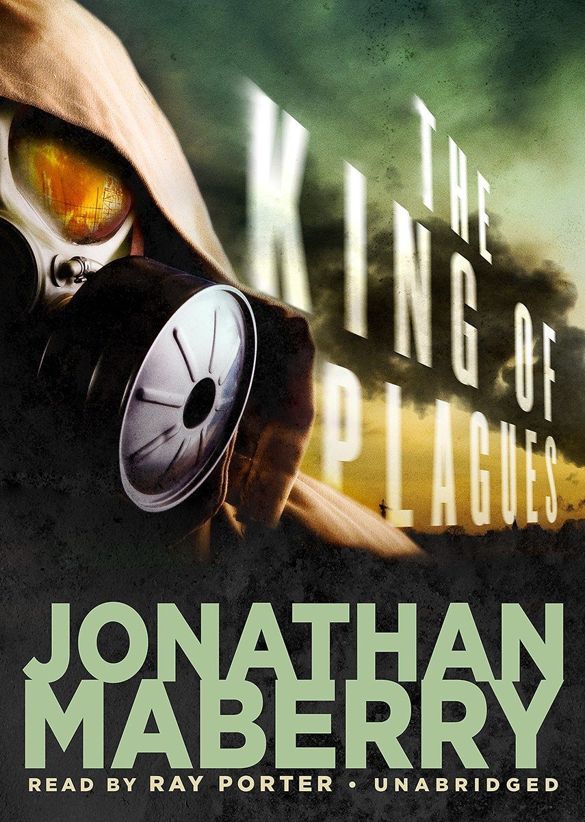 The King of Plauges-Jonathan Maberry-Ray Porter.jpg