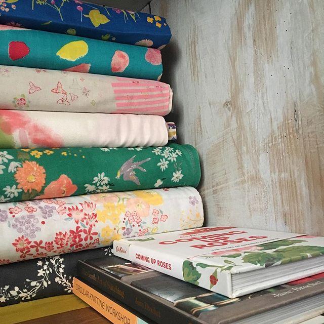 😍 #nofilter  #macasdamor  #macasdamorfabrics  #sewing #macasdamoronlineshop  #naniiro #japanesefabrics  #fabriclove