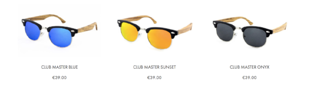 Gafas Club Master