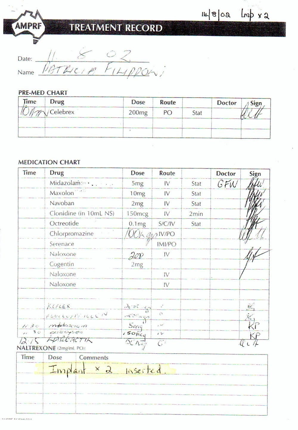 Naltrexone implant record.JPG