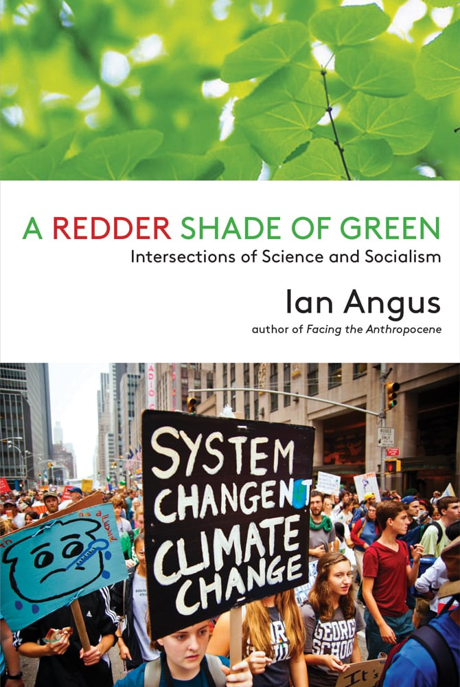 A Redder Shade of Green front cover
