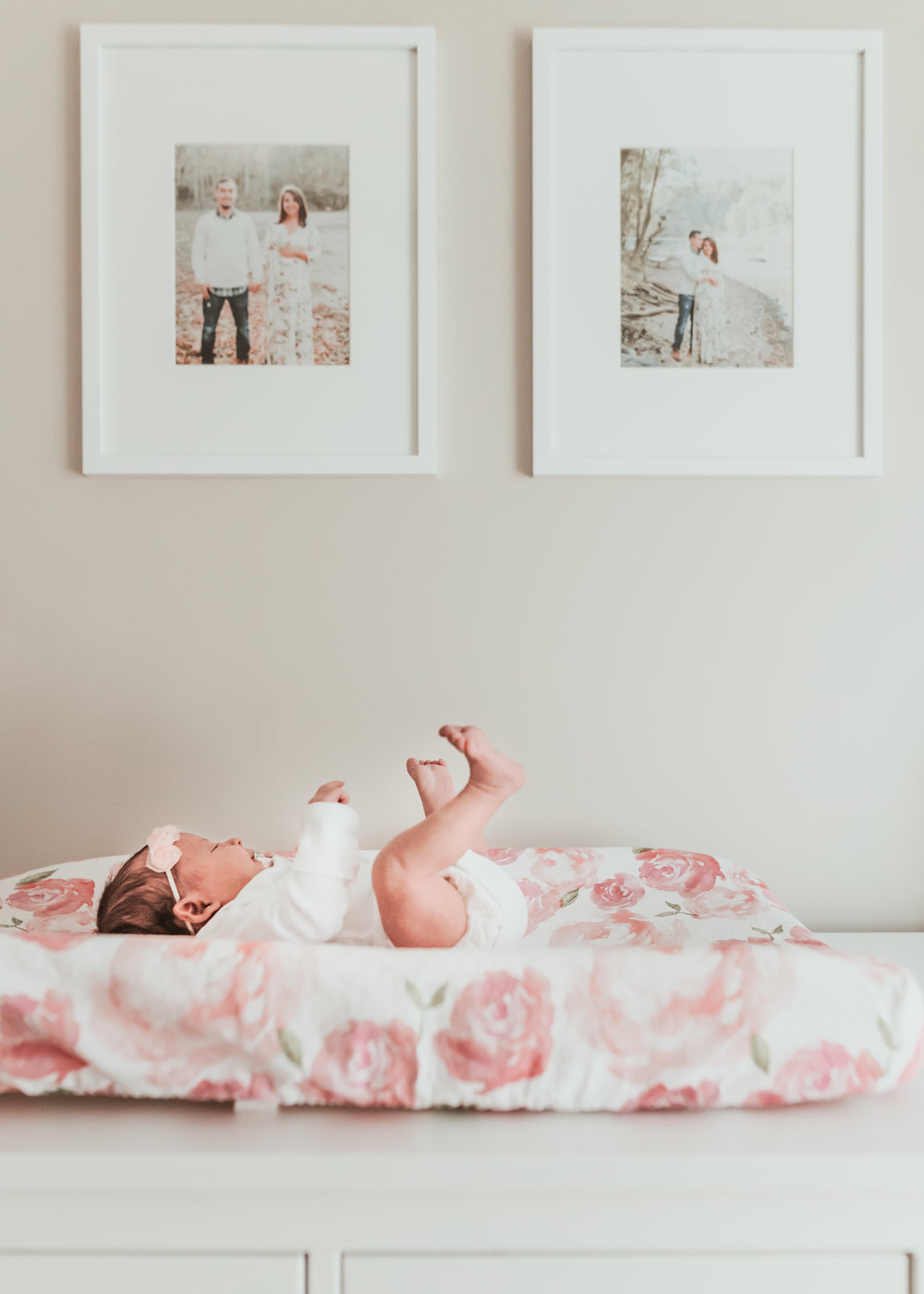 Stephanie Bryan Photography - Raleigh Lifestyle Newborn Photographer