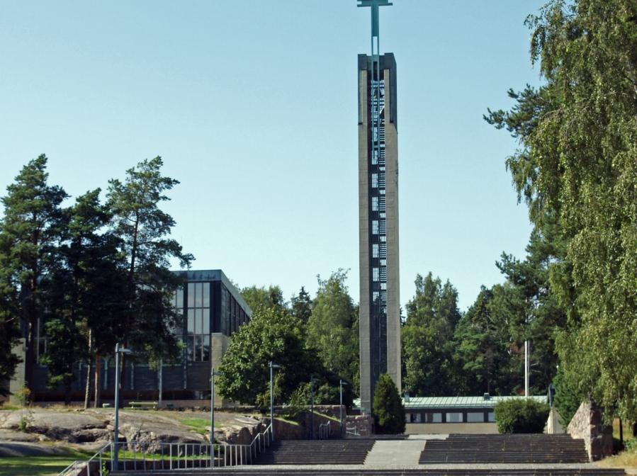 Renoveringen av Drumsös kyrkofastighet ska enligt planen inledas redan hösten 2017. Bild: Wikimedia Commons/kallerna.