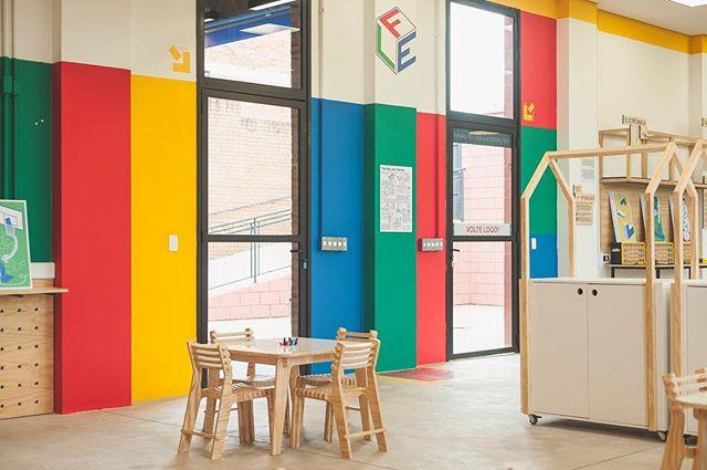 Laboratório de fabricação digital da escola do Sesi em Limeira SP #carolinapennaarquitetos
