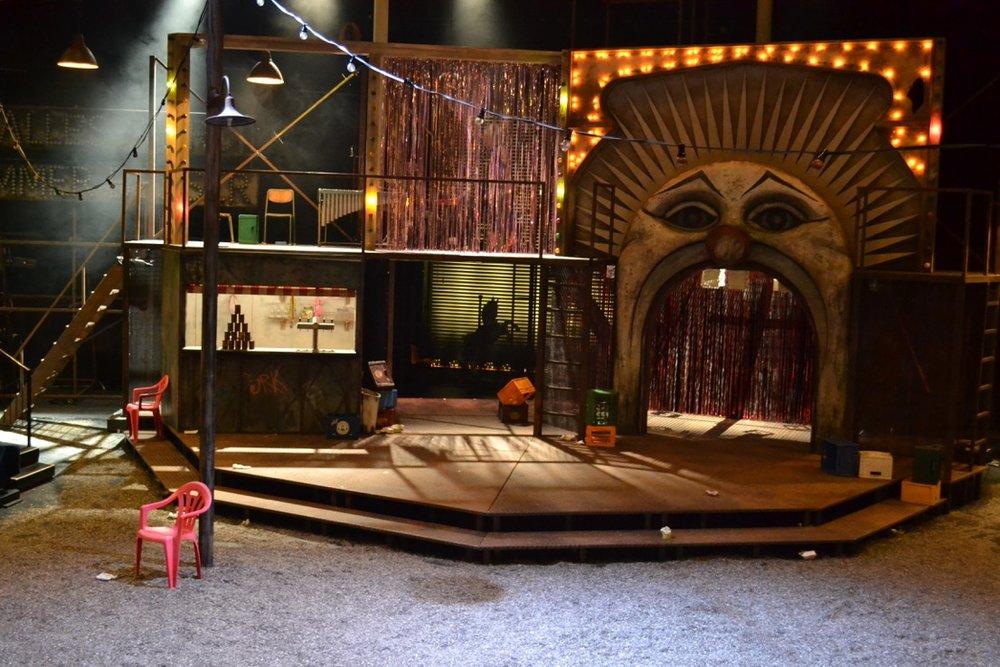 Kasimir & Karoline by Ödön von Horvath | Malmö Stadsteater | Directed by Maria Aberg | Set and Costumes by Naomi Dawson | Lighting by David Holmes