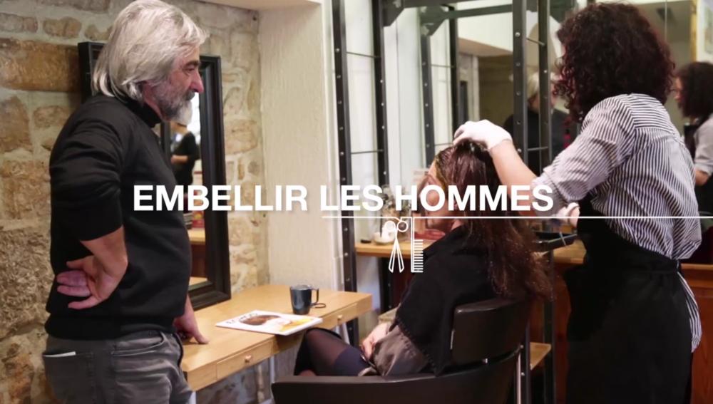 Embellir les hommes - Documentaire 52'