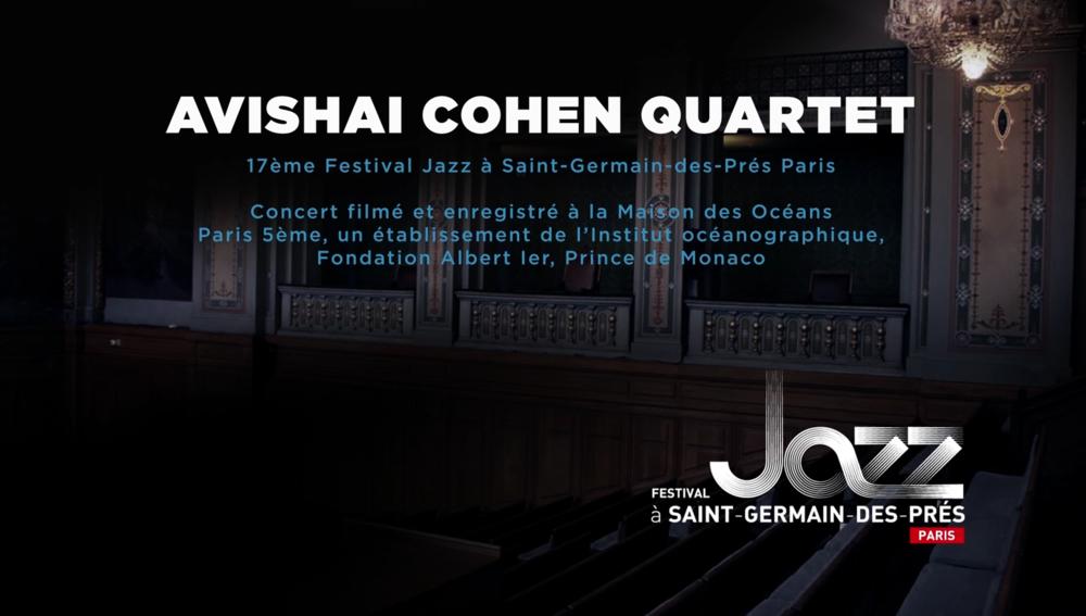 Avishai Cohen Quartet - Concert 92'