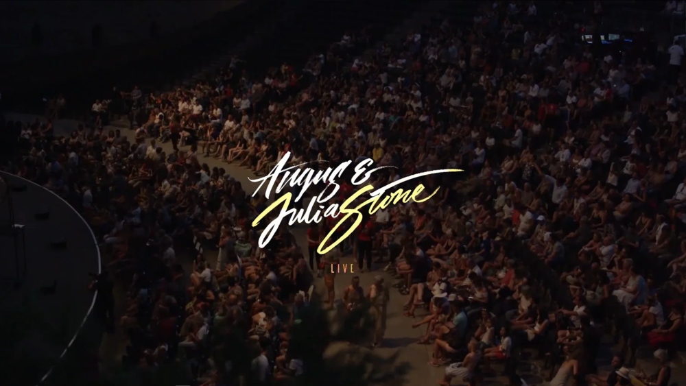 Angus & Julia Stone - Concert 60'