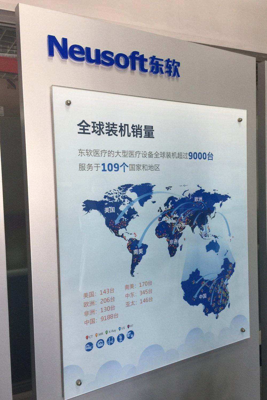 Worldwide scope