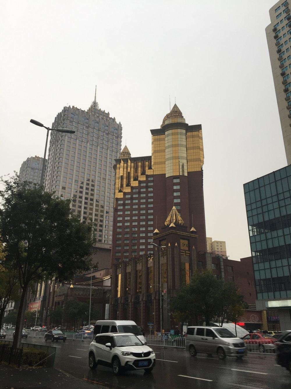 Shenyang streets