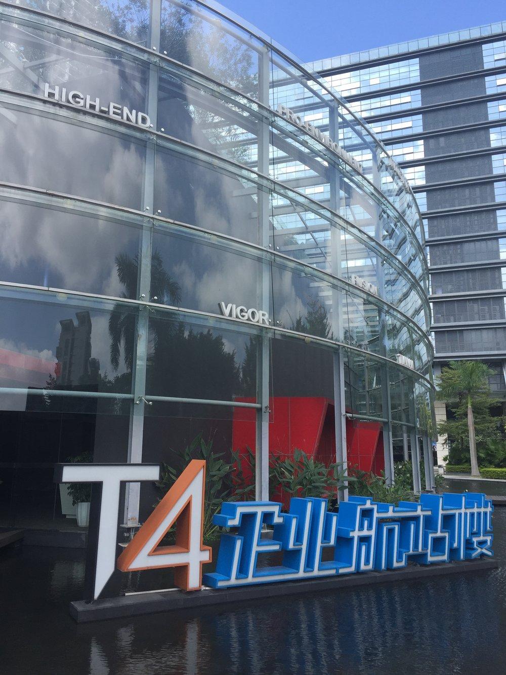 T4 is utopian live+work for innovators