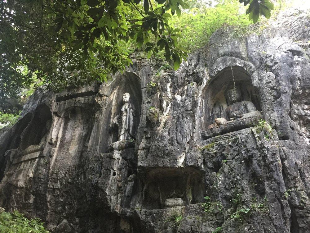Lingyin Temple means soul's retreat