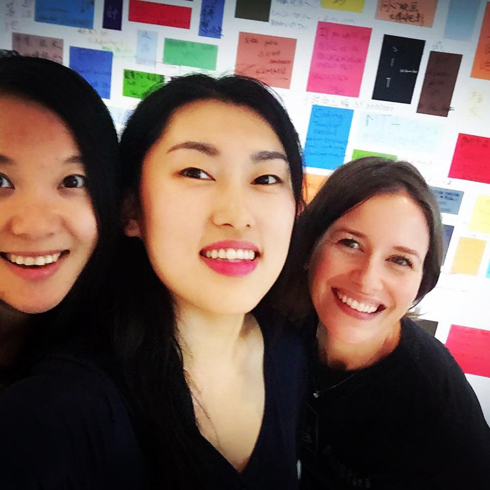 Yay Impact Hub Shanghai!