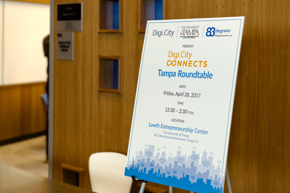 Digi.City Connects in Tampa