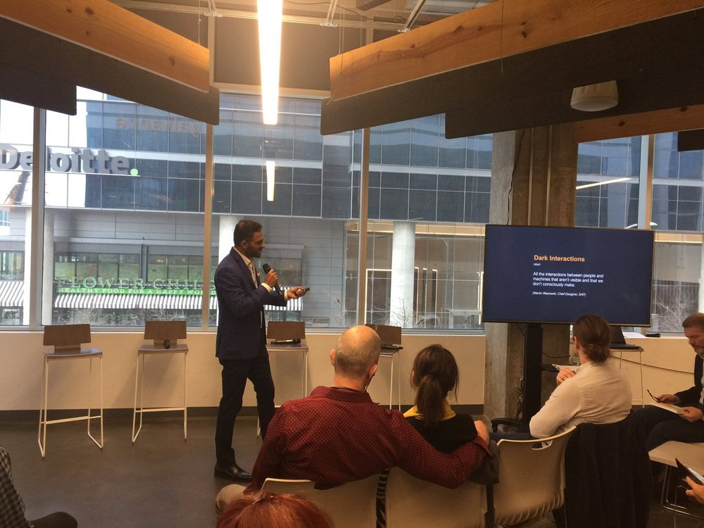 Ganesh Padmanabhan opens the Future of a Smart, Connected World