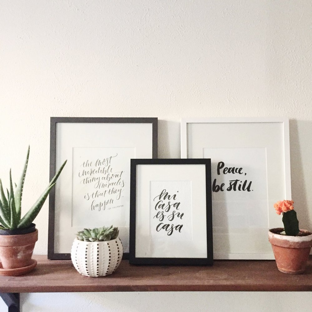 framed-handlettered-prints