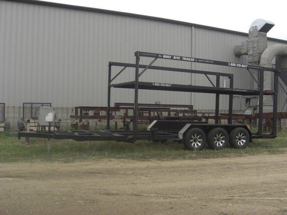 Triple Axle Model