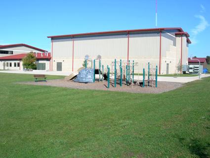"""""""Big Kids"""" Playground"""