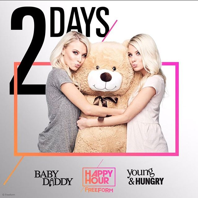 Only 2 more days until the premier of The Twins: Happily Ever After? 🌹👯 #TheTwins