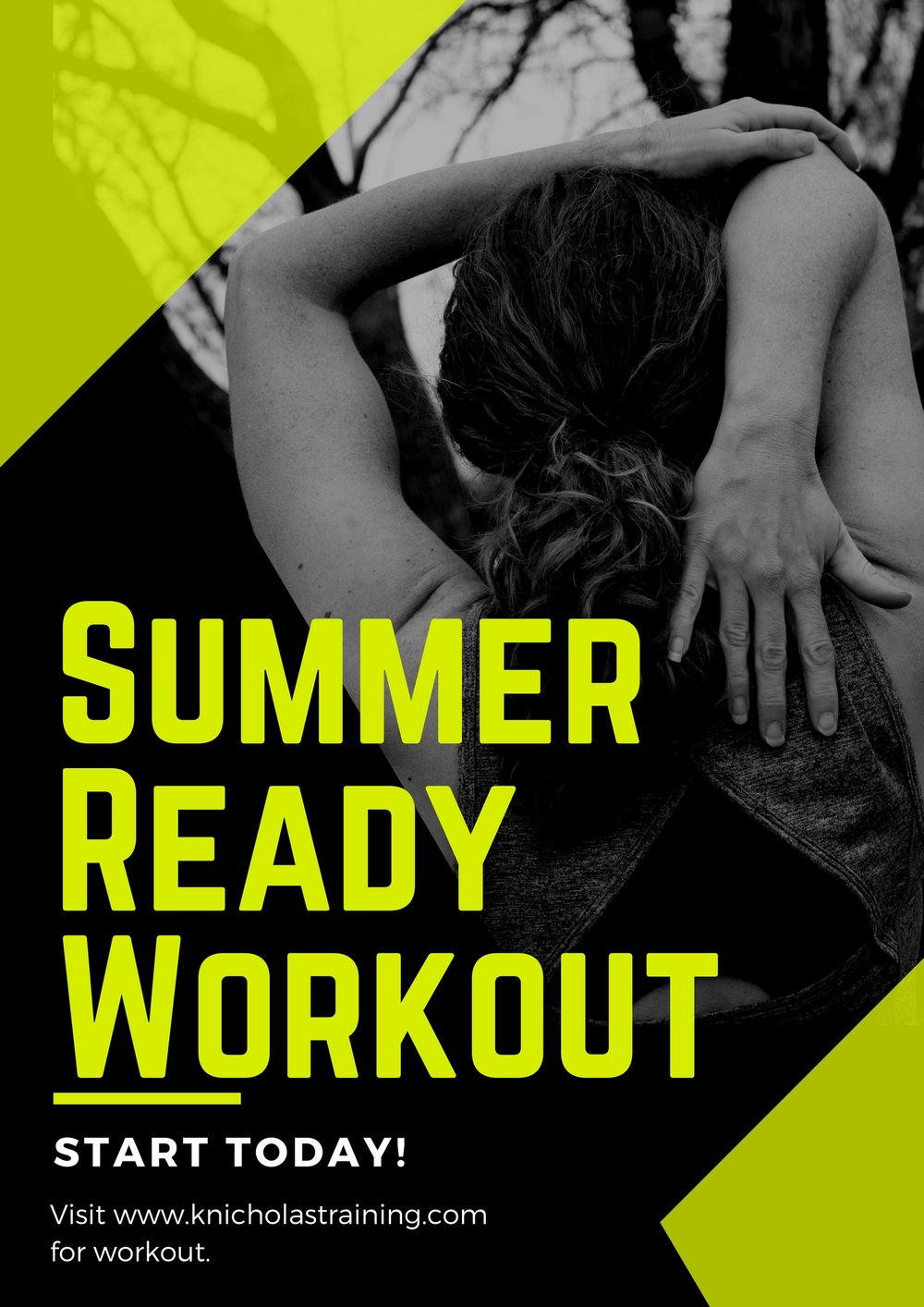 Summer-Ready Workout