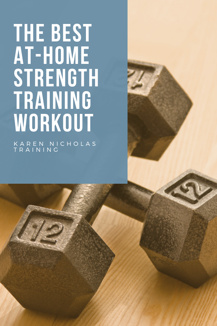 Best At-Home Strength Training Workout