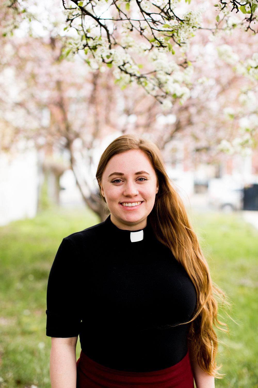 Rev. Hannah Quick -