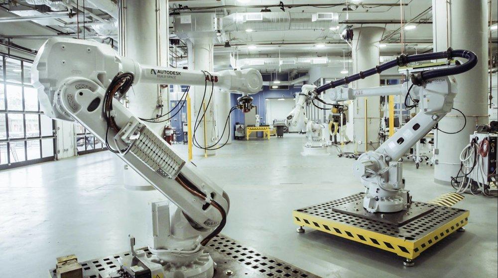 Robotics in Construction Summit - June 21, 2018